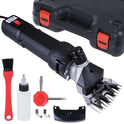 380W Farm Supplies Electric Sheep Shears Goat Clippers Animal Fur Shave Grooming