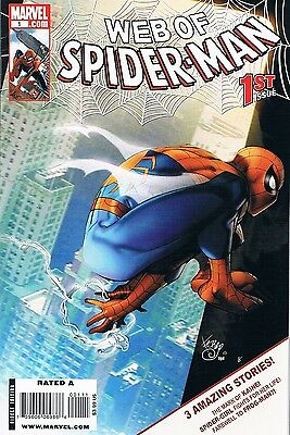 Web of Spider-Man No.1 / 2009