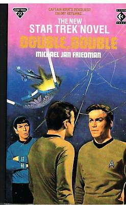 Star Trek - Double, Double / M. Jan Friedman USA 1989