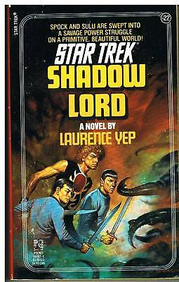 Star Trek - Shadow World / Laurence Yep USA 1985
