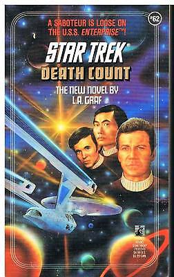 Star Trek - Death Count / L.A. Graf USA 1992