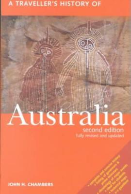 A Traveller's History Of Australia - New Paperback Book