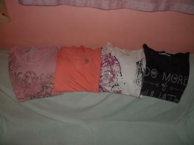 Women's Size Large Big Lot of Maurices Tops
