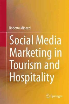 Social Media Marketing In Tourism And Hospitality - New Hardcover Book