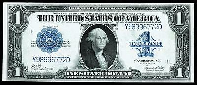 1923 $1 Large Size Silver Certificate ~Bright & Crisp ~ ~~High Grade