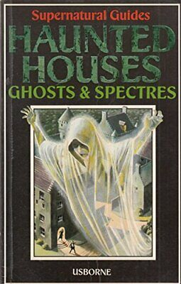 Haunted Houses, Ghosts and Spectres (Usborne pocket... by Myring, Lynn Paperback