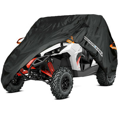 Utility Vehicle Storage Cover Waterproof For Can-Am Maverick X MR DPS 1000R 4x4