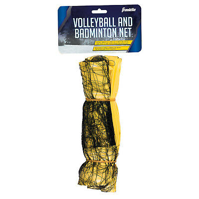 Franklin Sports Universal Fit Sleeve Badminton & Volleyball Net