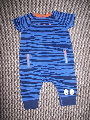 Baby Boys playsuit 0-3mths (Mothercare)
