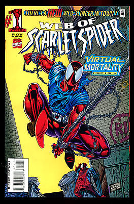 SPIDER-MAN Collection 32 comics SCARLET SPIDER, 2099, ULTIMATE