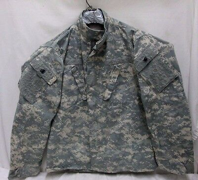US Army ACU Shirt, Medium-Long, Digital Camo, Army Combat Uniform