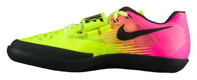 Nike Zoom Rival SD 4 Shot Discus Track Field Shoes  14 685135-999 Rio Volt Pink