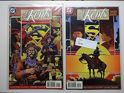 Kents   Lot of 5   (Various Numbers)   High Grade VF+ to VF/NM