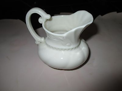 Lenox, Vintage Sugar Bowl & Creamer, Colonial Collection, No Trim