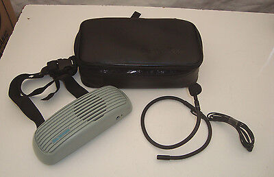 CHATTERVOX 100 Portable Battery PA VOICE AMPLIFIER + Headset Collar Microphone