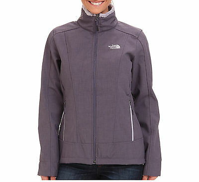 New Women's The North Face Ladies Apex Chromium Jacket Greystone XS