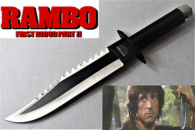 Rambo First Blood Part 2 Survival Hunting Knife