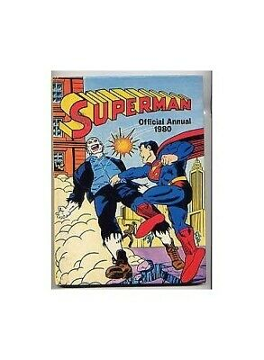 SUPERMAN OFFICIAL ANNUAL 1980 by GERRY CONWAY, MARTIN PASKO, CARY BATES, Book