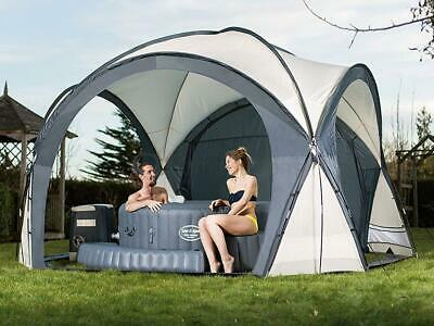 Bestway Lay-Z-Spa Hot Tub & Pool Dome Enclosure Gazebo Privacy Shelter Cover