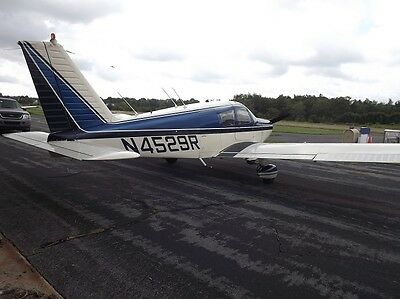 65 Piper CHEROKEEe 140 aircraft, IFR, . II Auto Pilot, HSI,new annual w/sale
