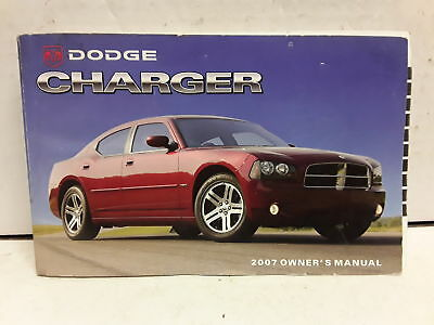 2014 dodge charger user guide owners manual by dodge 2900 picclick 2007 dodge charger owners manual by dodge fandeluxe Images