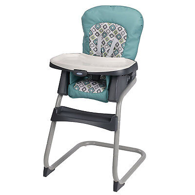 Graco Ready2Dine Baby Feeding Convertible Highchair and Portable Booster, Affina