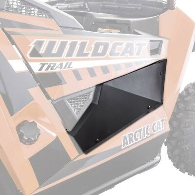 Arctic Cat Black Door Extensions - 2014-2018 Wildcat Trail & Sport - 2436-142