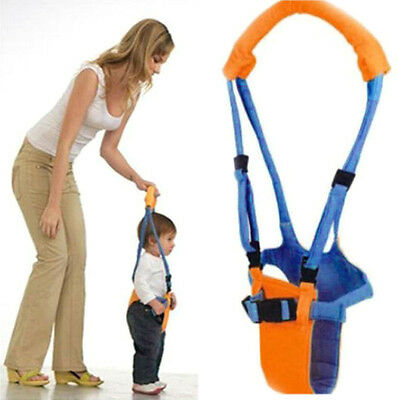 Baby Kid Toddler Harness Bouncer Jumper Help Learn To Moon Walk Walker Assistant