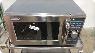 Sharp 1000W/r -21Lc Commercial Microwave Oven % (151359)