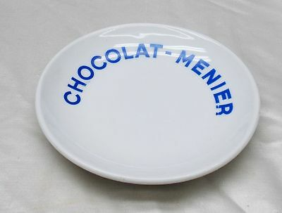 Antique 1900's Chocolat Menier Chocolate Advertising Sm Plate France