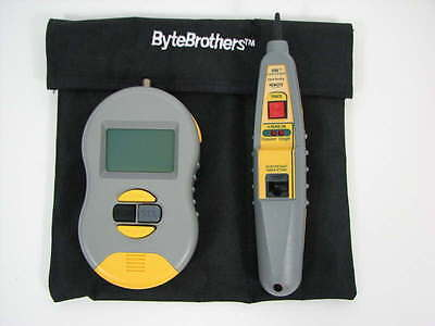RWC 1000 Cable Certifier by Byte Brothers - Free Shipping!