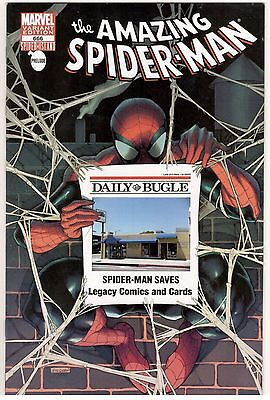 Amazing Spiderman Issue No ;666 ; Legacy Comics & Cards Variant Edition;hi-Grade