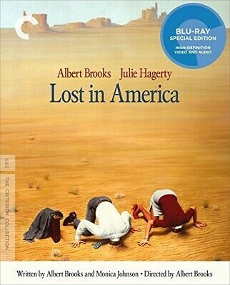 Lost in America (Criterion Collection) [New Blu-ray] Subtitled, Widescreen