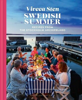 Swedish summer: recipes from the Stockholm archipelago (Hardcover. 9789171263414