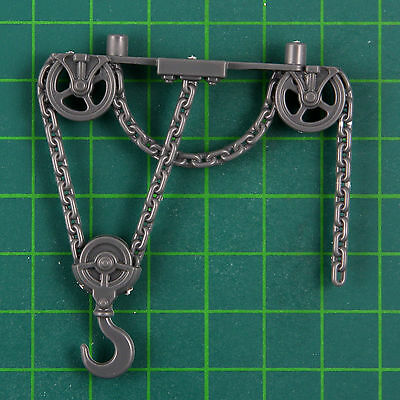 Sector Mechanicus Galvanic Magnavent Pulley Warhammer 40K Bitz 10056