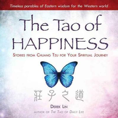 The Tao Of Happiness - Lin, Derek - New Paperback Book