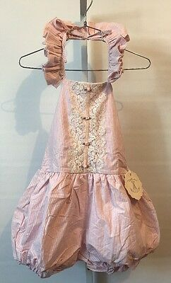 DOLLCAKE Girls 10 Blow Out Your Candles Jumpsuit NEW W/tags RARE Dollcake 10