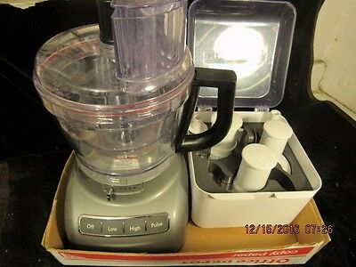 Kitchenaid 13 Cup Wide Mouth Food Processor Kfp1333