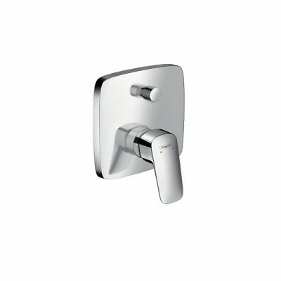 Hansgrohe Logis UP Bath tub mixer Ready-to-use set chrome,71405,Bathroom faucet,
