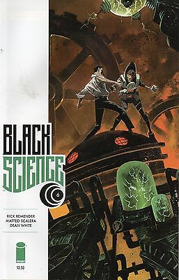 Black Science #6 (NM)`14 Remender/ Scalera