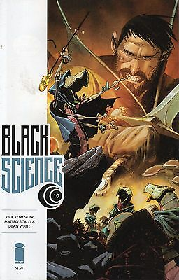 Black Science #10 (NM)`14 Remender/ Scalera