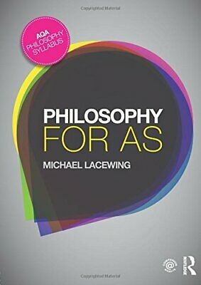 Philosophy for AS by Lacewing, Michael Book The Cheap Fast Free Post