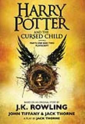Harry Potter And The Cursed Child - Rowling, J. K./ Thorne, Jack/ Tiffany, John