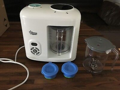 Tommie Tipper Blender Steamer