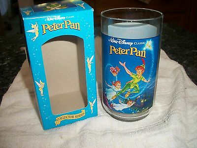 Peter Pan 1994 Burger King - Coca Cola - Disney Collector Series Cup  New in Box