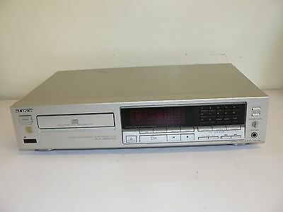 Sony CDP-590 CD Player
