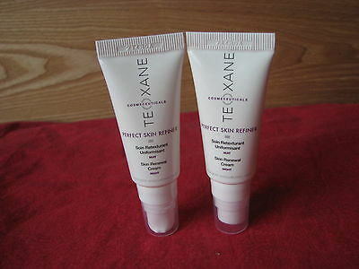 TEOXANE Perfect Skin Refiner Skin Renewal Cream 2 × 15ml - NEW