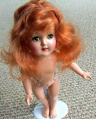 Toni Doll P 90   Red Head Beauty  Collectible  14 inches tall