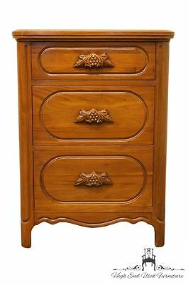 DAVIS CABINET Lillian Russell Aged Walnut Chest Nightstand 2328