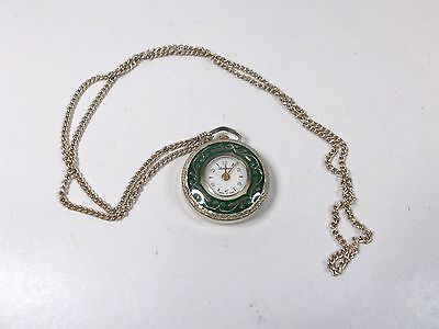 vintage c1960s Lucerne swiss made pendant watch spares or repair